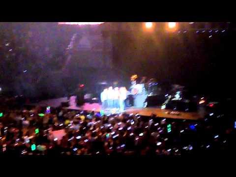 Maroon 5 V Tour Manila 2015 - Payphone