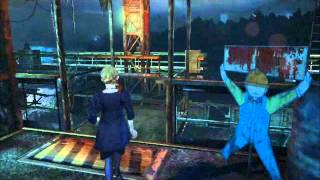 Resident Evil Revelations 2 - Episode 4 - Barry - The Crane Puzzle in 3 moves