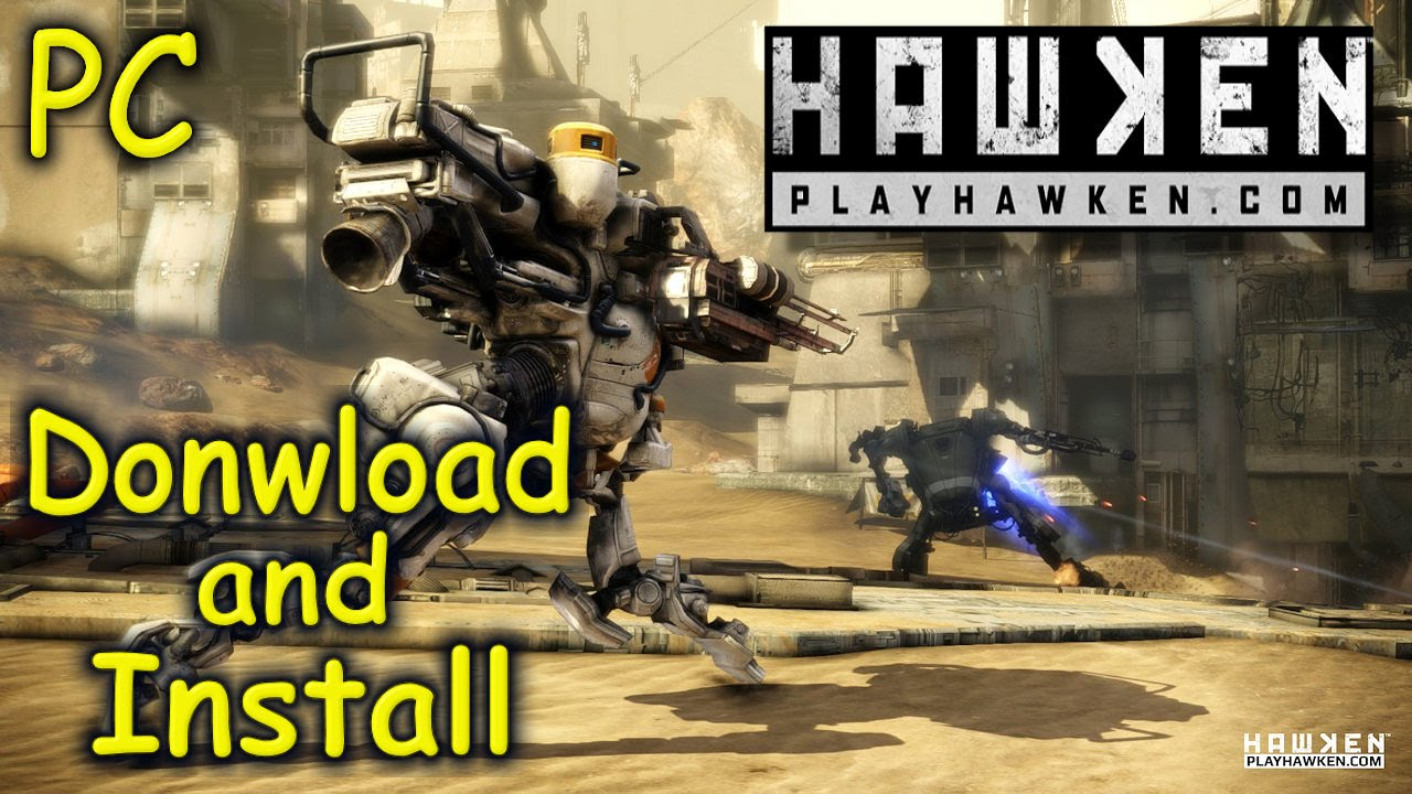 hawken pc download