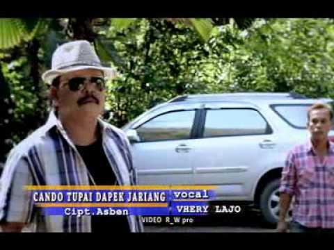 ALBUM MINANG CANDO TUPAI DAPEK JARIANG-VHERY LAJO