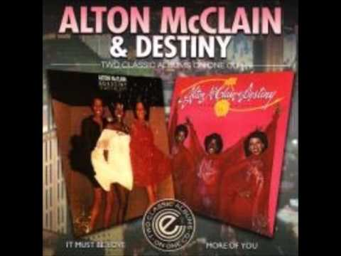Alton McClain & Destiny with Johnny Bristol - Hang On In There Baby