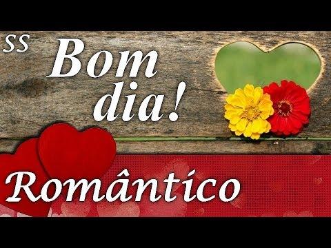 Envie Um Bom Dia Romântico E Com Lindas Flores Para O Seu Amor Whatsappfacebook