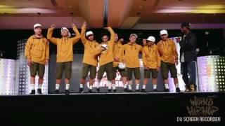 D'Squared crew   Hip Hop international 2017 semifinals