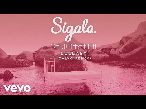 Sigala, Paloma Faith - Lullaby (Calvo Remix) (Audio): Lullaby with Paloma Faith (Calvo Remix) is out now: http://smarturl.it/LullabyCalvo?IQid=youtube 'Brighter Days' the debut album from Sigala is out now, get it here: https://sigala.lnk.to/BrighterDaysyd   Follow Calvo: Facebook: https://www.facebook.com/calvo.official Twitter: https://twitter.com/calvoofficial Soundcloud: https://soundcloud.com/calvoofficial Instagram: https://www.instagram.com/calvo.official/  Follow Sigala:  Facebook: http://www.facebook.com/sigalamusic Twitter: http://www.twitter.com/sigalamusic Soundcloud: http://www.soundcloud.com/sigalamusic Instagram: http://www.instagram.com/sigalamusic  Follow Paloma Faith:  Facebook: https://www.facebook.com/palomafaith Twitter: https://twitter.com/Palomafaith Instagram: https://www.instagram.com/palomafaith  Music video by Sigala, Paloma Faith performing Lullaby (Calvo Remix) (Audio). (C) 2018 Ministry of Sound Recordings Limited / B1 Recordings GmbH, a Sony Music Entertainment Company  http://vevo.ly/tyfsqL
