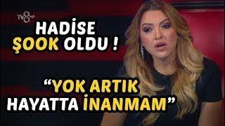 Hadise yarışmacının yaşını duyunca ŞOK oldu   O Ses Türkiye
