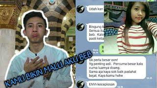 Text prank LAGU HALU KE GEBETAN MALAH DIKIRIM FOTO YANG GILA (TUKANG MESUM JANGAN NONTON!!!)