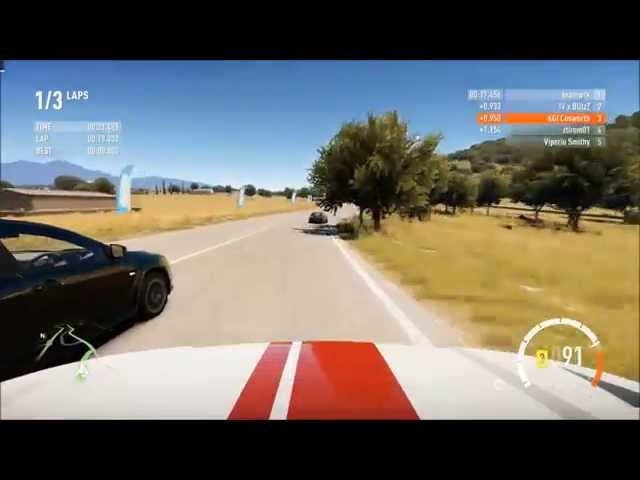 Forza Horizon 2 Demo - More Ross Action!