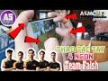 [Free Fire Vlog] Show Thao Tác Tay Của Game Thủ Hàng Đầu Việt Nam | AS Mobile