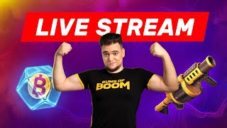 GUNS OF BOOM - Battle Coin Hunt Event + Big Guns Brawl: Live Stream with Stanis
