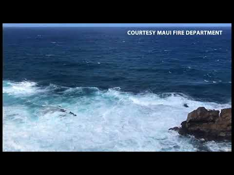 Search for missing helicopter off Molokai