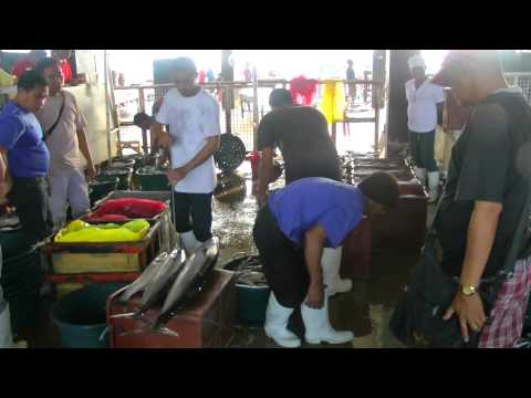 GenSan Fish Port YouTube HDTV 1080p 30fps HQ