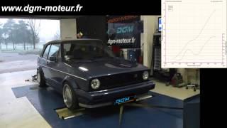 VOLKSWAGEN GOLF 1 GTI 1.8L - Dijon Gestion Moteur