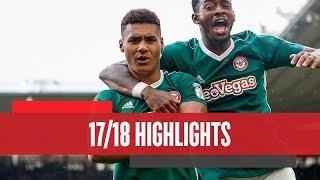 Match Highlights: Middlesbrough v Brentford