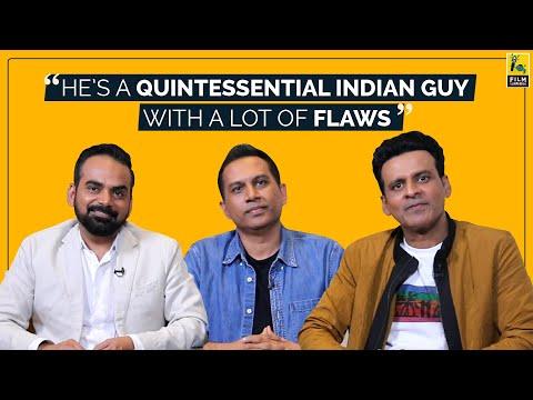 Manoj Bajpayee, Raj & DK Interview with Anupama Chopra | The Family Man | Film Companion