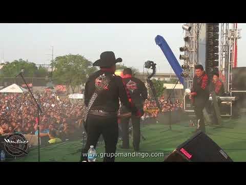 grupo Mandingo -  Festival Retro Monterrey Mexico radio La Mejor FM 92 5