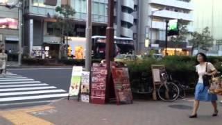 渋谷に5時.
