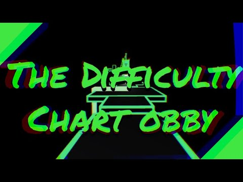 The Difficulty Chart Obby [All Stages 1-120] Walkthrough