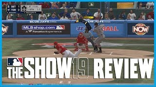 MLB THE SHOW 19 REVIEW PS4 (Video Game Video Review)