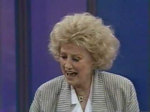 Phyllis Diller on The Jenny Jones Show - 1991