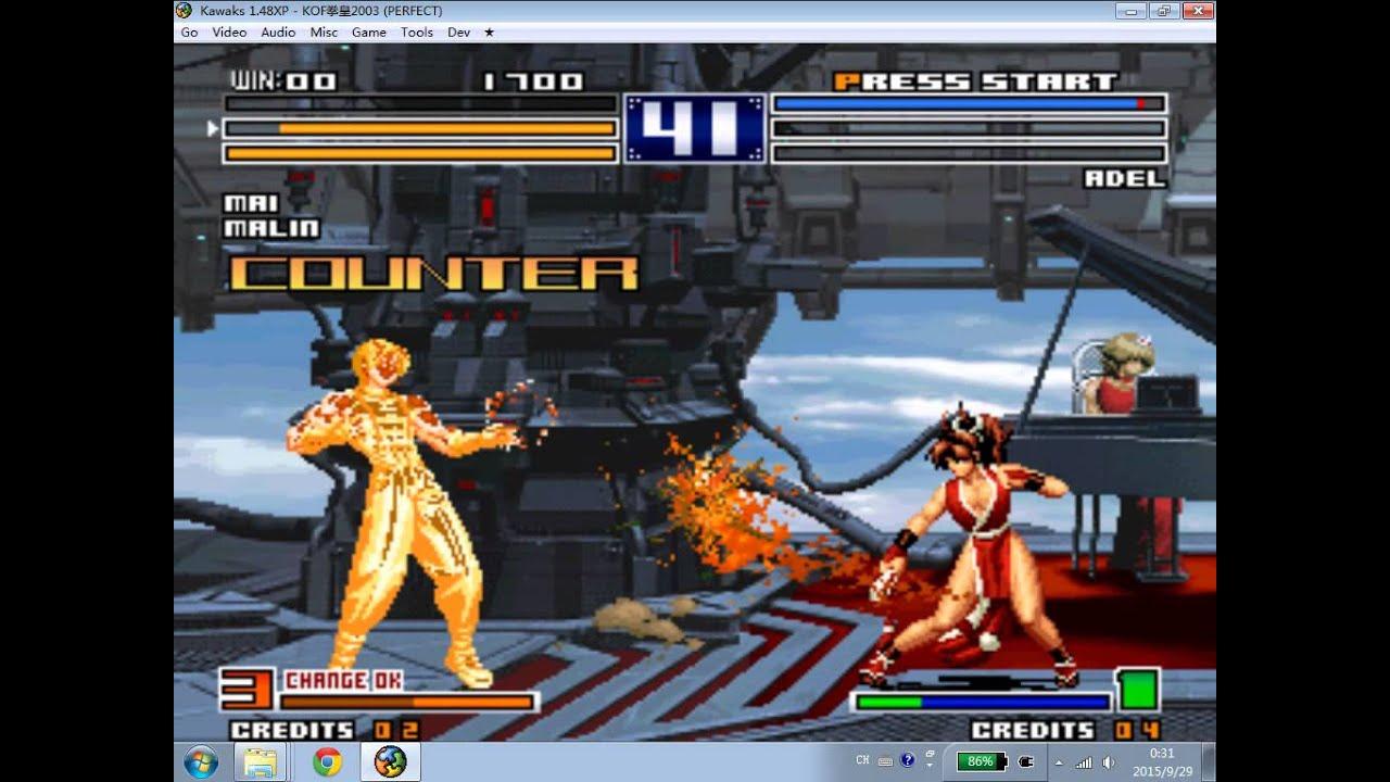 kof 2003 game rom