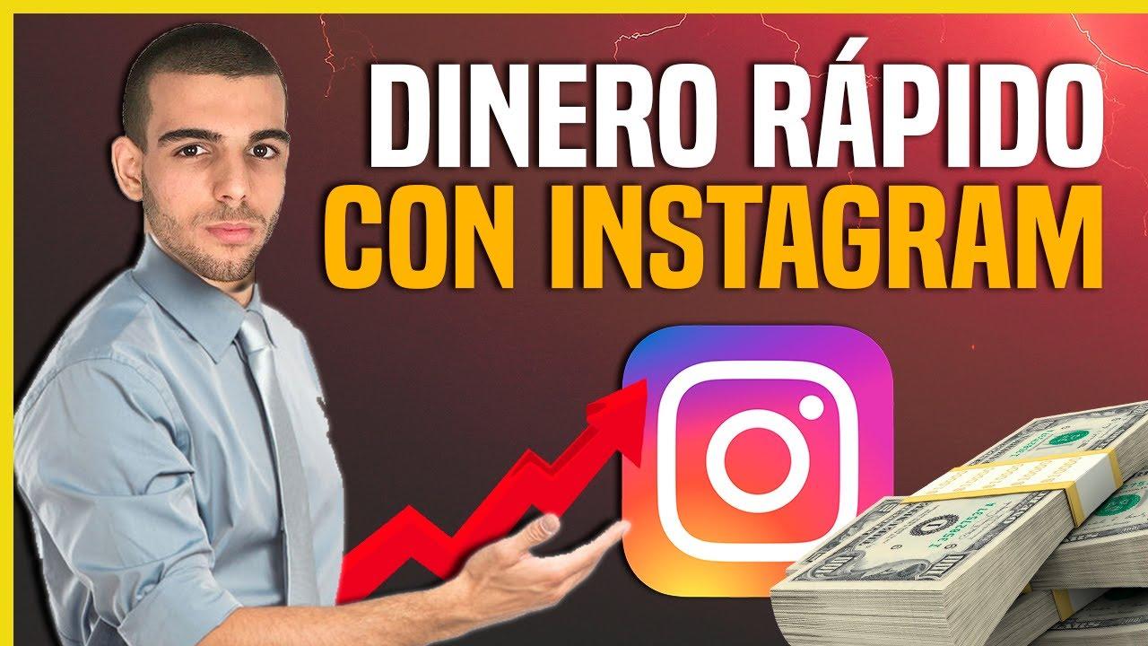 Las 3 Formas Más Rápidas de Ganar Dinero con Instagram