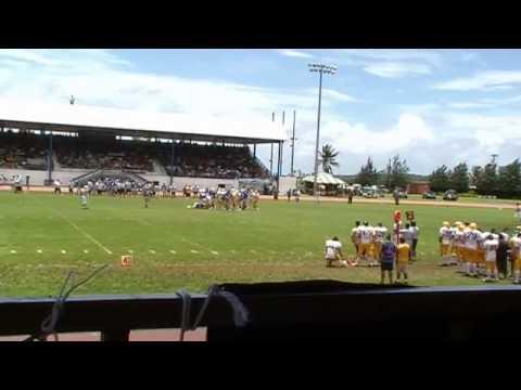 Australia V American Samoa