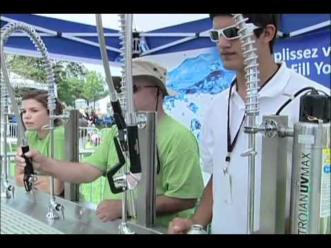 Ottawa Folk Festival Green Initiatives 2010