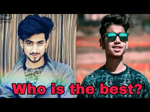Mr faisu and sagar gosawami duet  funny video|| most popular and watched video| team07,Hasnain #1 #2