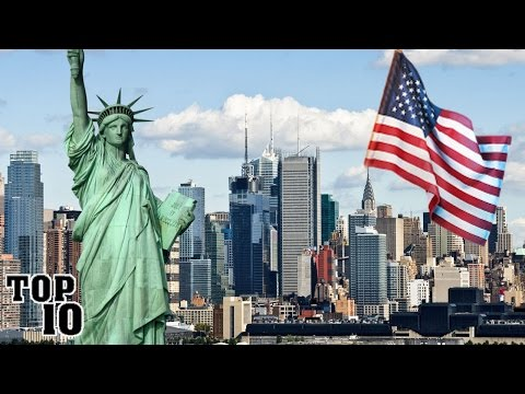 Top 10 Things To Do In New York