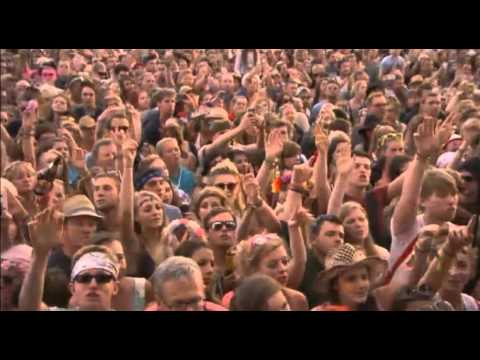 Ellie Goulding - Goodness Gracious/ Starry Eyed - Glastonbury Festival
