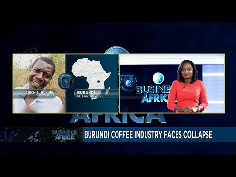 L'industrie du café en chute au Burundi [Business Africa]