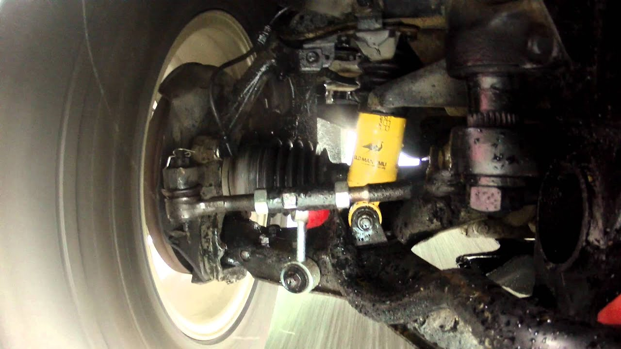 Mitsubishi Adventure 2002 Control Arm And Ball Joint