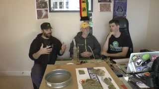 Puff Wednesday with  Dr Atomic , Mat  the great gardener and John B Part II