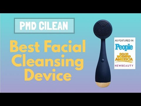 Best Facial Cleansing Device - PMD Clean