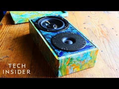 How Nonrecyclable Plastic Bags Are Being Turned Into Speakers