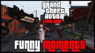 Gta Online: Funny Moments - Who Wore It Better & Crew Fail