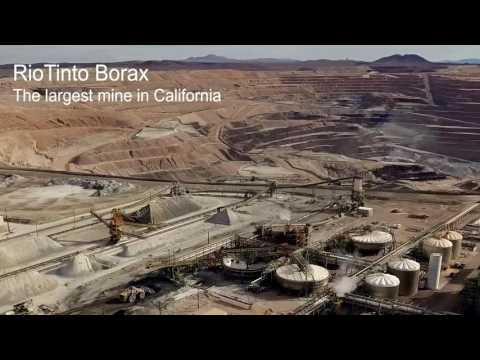 RioTinto Boron Mine