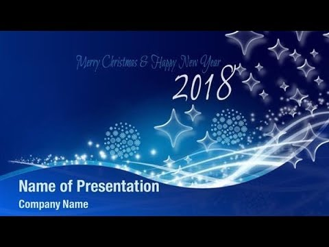 new year theme powerpoint template backgrounds digitalofficepro 00773w