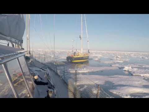 Sailing the Northwest Passage 2015