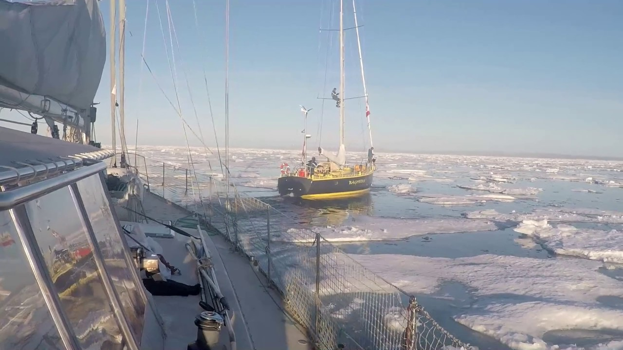a report on the navigation in the northwest passage Amundsen gjoa 1903 northwest passage inuit  arctic with gjøa's old crew,  learning everything about the ship and navigation in arctic waters,.