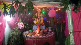 Ganesh bajana in my home anil