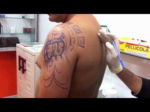 XV International Tattoo Expo Roma - Intervista a Samuel Olman - www.HTO.tv from YouTube · Duration:  6 minutes 16 seconds