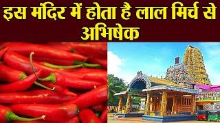 वर्ना मुथु मरियम्मन मंदिर में होता है मिर्ची अभिषेक | Varna Muthu Mariamman Temple Secret | Boldsky