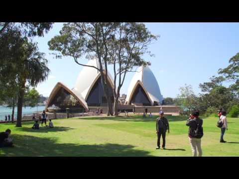 John O'Callaghan and Sydney Open 2016