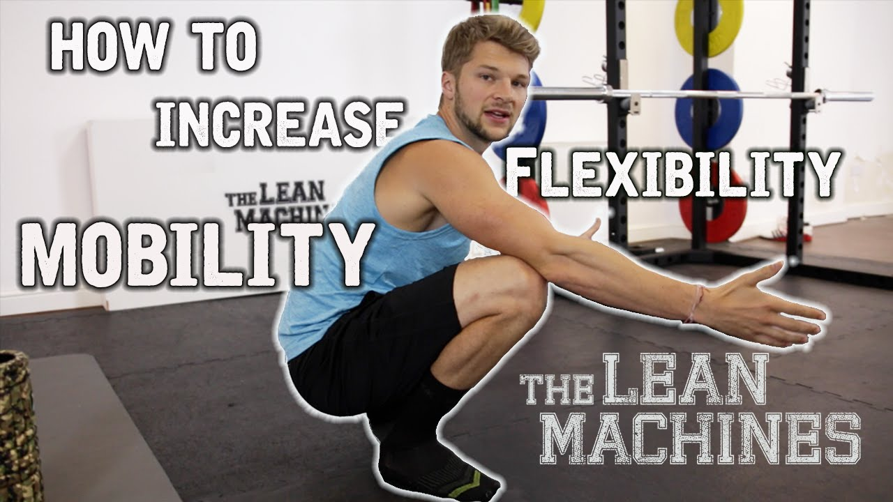 The Fit Five: Mobility Vs. Flexibility recommend