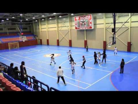 Mack Sports Group Egypt Tour 2016 Ft  AR Management   Game 4 Vs Smouha Yoth Center