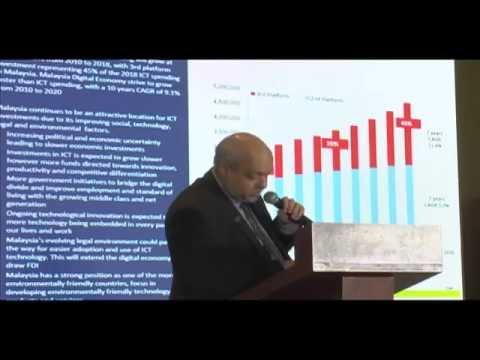 Michael Warren - Asia Digital Transformation Summit 2015