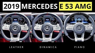 🔴 2019 Mercedes E 53 AMG Review of Changes: What