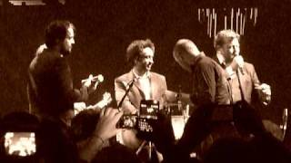 Elbow - Weather To Fly (Acoustic) - Liverpool Arena - 20/3/11