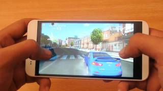 HTC Desire EYE GT Racing 2 Gameplay Review HD
